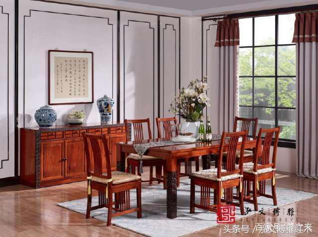 选购红木家具记住这5个方法